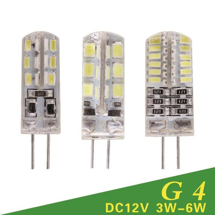 $0.49 (Buy here: https://alitems.com/g/1e8d114494ebda23ff8b16525dc3e8/?i=5&ulp=https%3A%2F%2Fwww.aliexpress.com%2Fitem%2FDC12V-G4-LED-Bulb-3W-5W-6W-LED-G4-Lamp-Light-for-Crystal-Chandelier-G4-LED%2F32797475429.html ) DC12V G4 LED Bulb 3W 5W 6W LED G4 Lamp Light for Crystal Chandelier G4 LED Lights Lamps Replace halogen Spotlight for just $0.49