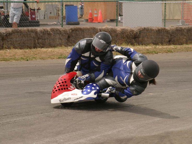 mini moto sidecar
