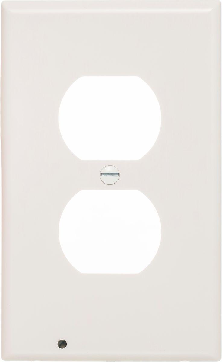 White Duplex Guidelights