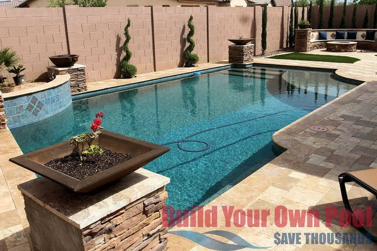 18 best images about build your own pool completed custom for Build your own pool