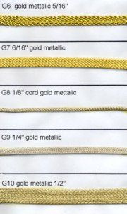 a site that details classical threads for goldwork embroidery