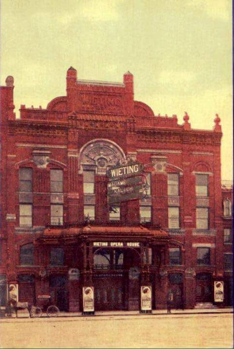 West water st 1900s   American architecture, Syracuse new ...