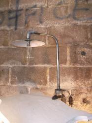 INDUSTRIAL TABLE LAMP PSL/Z123