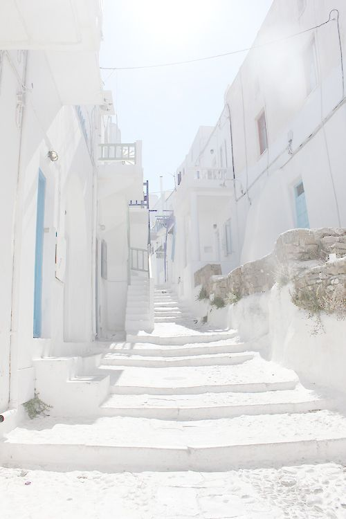 hot white street (Univers Mininga)