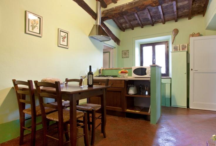 Cucina di Riccardo, appartamento per 4 persone