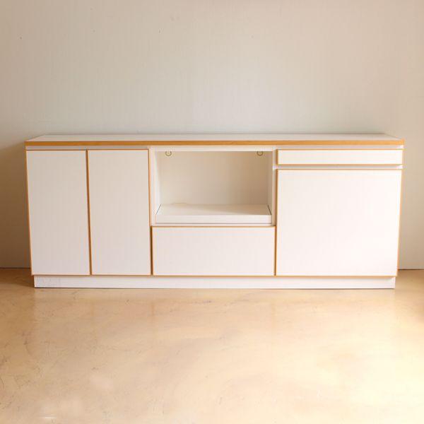 Crust Kitchen Board (展示現品):クラスト | キッチンボード | 国産 | 東京、目黒通りにあるインテリアショップカーフ、ブラックボードのオンラインサイトです。オリジナルデザインの家具や、北欧,英国ビンテージ・アンティーク・インダストリアル家具・照明を取り扱っております。