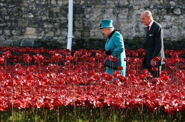 memorial day 2014 london
