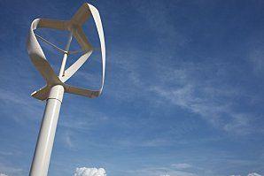 mini eolienne philippe starck Philippe Starck se lance dans les éoliennes pour les particuliers