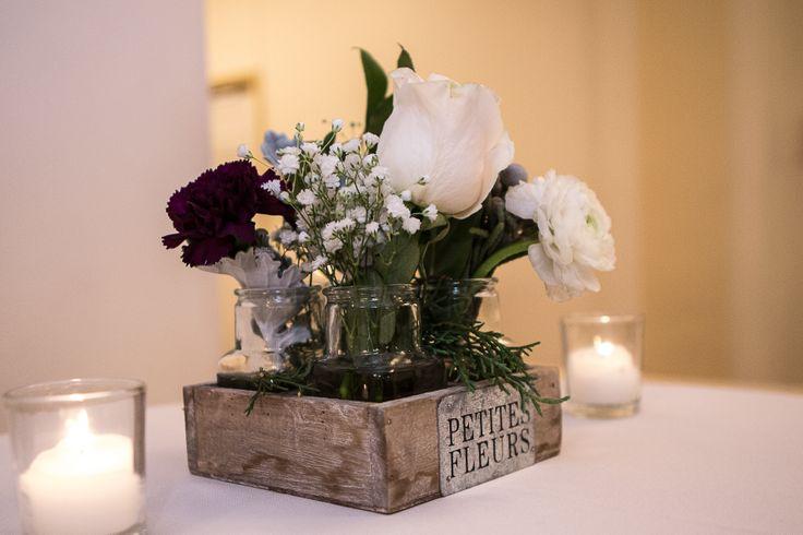 By elegant events by kelley on vintage winter wedding by kelley