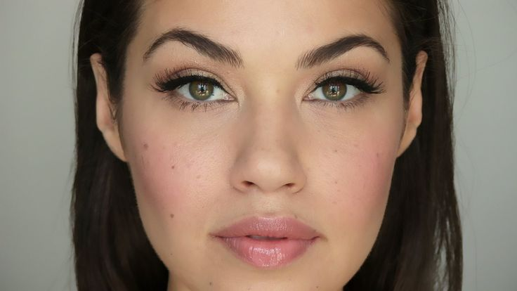 Easy Everyday Makeup Tutorial (with a bit of glam)