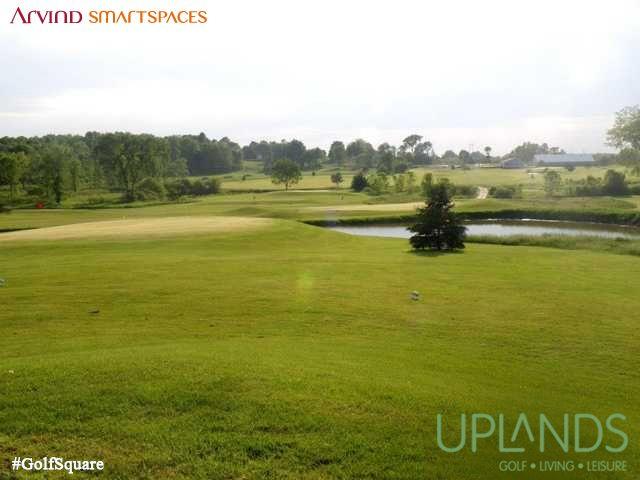 #ArvindUplands boasts 3 lifestyle clubs; #Golf Square, A premium 9-hole executive golf course build around a modern lifestyle club. http://www.arvindsmartspaces.com/golfsquare.php