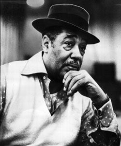 """What does music mean to you? What would you do without music?"" - Duke Ellington  My list: Blues Im Orbit And Money Jungle with Charlie Mingus and Max Roach"