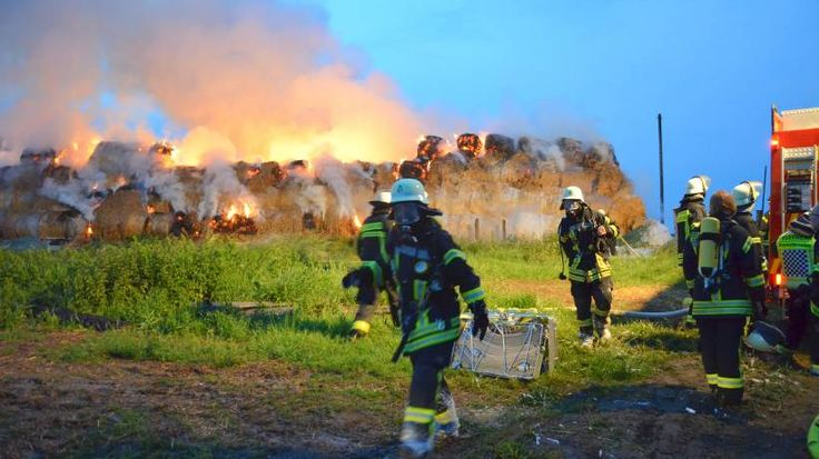 Die Freiwillige Feuerwehr in Wetter (Ruhr) im Einsatz