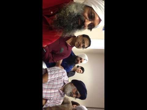 Akram Bhat, a Ghazal maestro, sings at mushaira