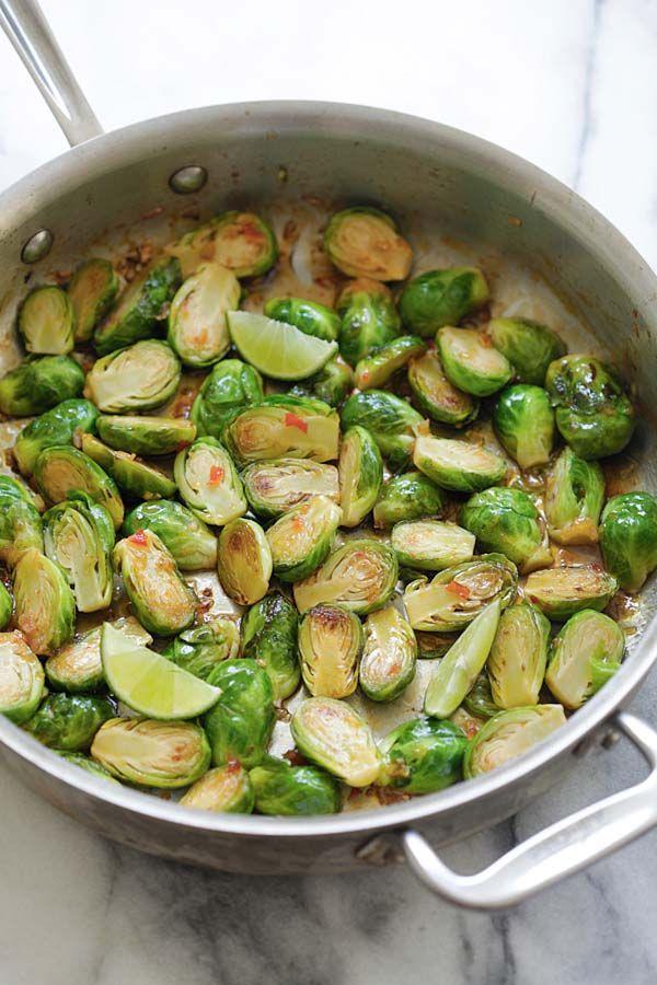 Les 149 meilleures images du tableau brussels sprout sur - Cuisiner les choux de bruxelle ...