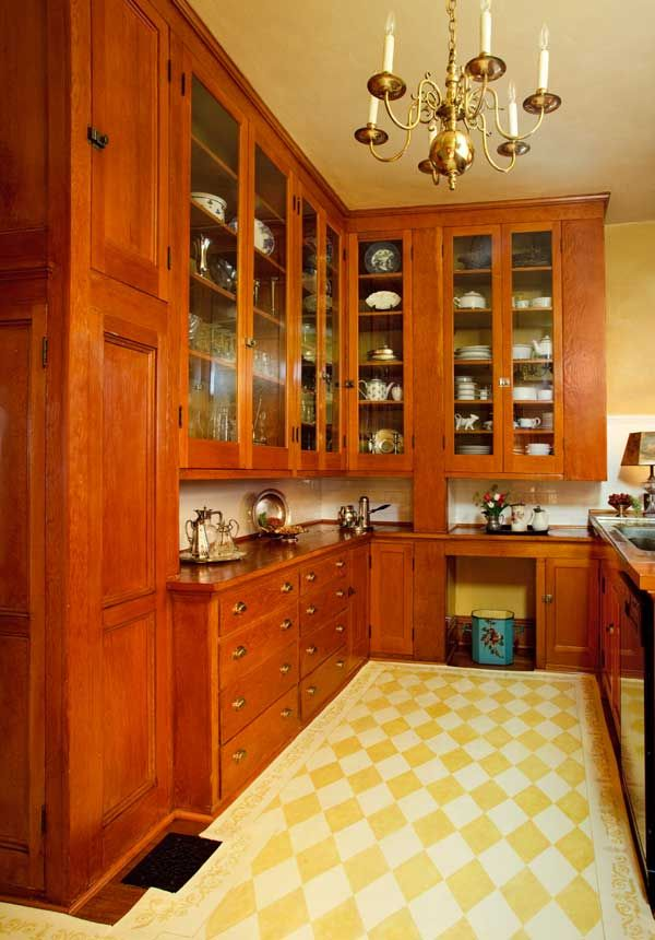 Historic Victorian Kitchen Cabinets An Important Element: 170 Best Images About Early 1900s Kitchens On Pinterest