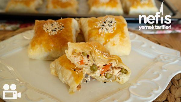 Talaş Böreği Videosu