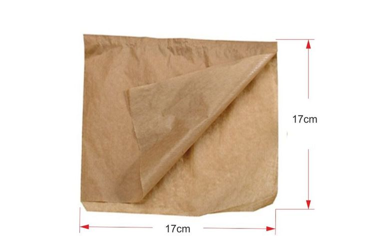 http://www.puntoqpack.com/conos-papel-antigrasa/11745-sobre-de-papel-kraft-abierto-2-lados-17x17cm-1000-und.html