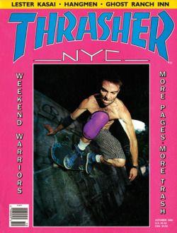 Air Jordan 1 x Thrasher Mag 1987