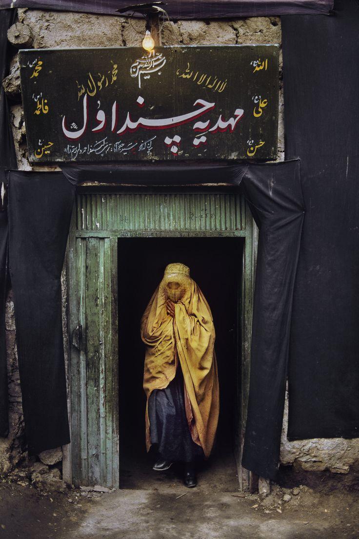 Kabul, Afghanistan, Steve McCurry Studios