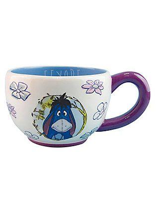 Disney Winnie The Pooh Eeyore Teacup,