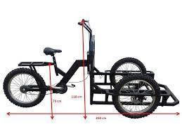 Resultado de imagen de build a cargo trike yourself