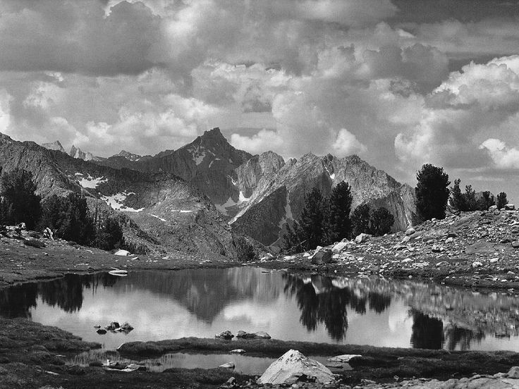 ansel adams | Ansel Adams was an incredibly technical photographer. In all of his ...