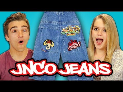 The popular JNCO jeans from the 90s are making a comeback and teenagers are horrified - Features - Fashion - The Independent