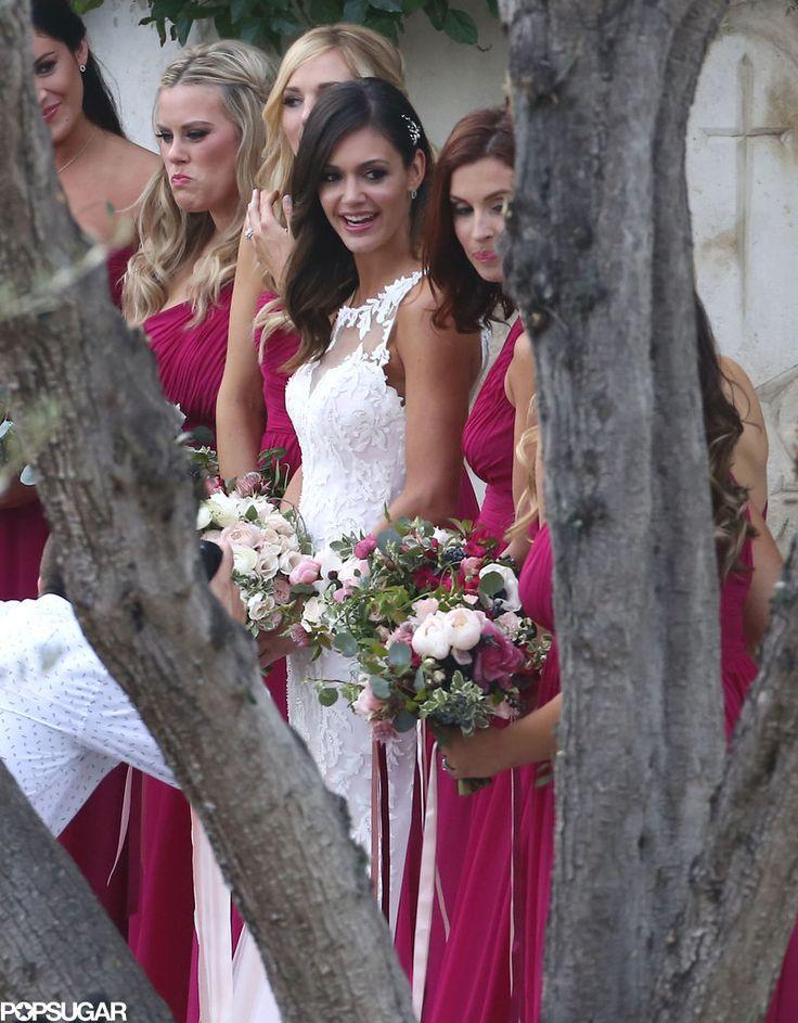 Bachelorette Desiree Hartsock & Her Bridesmaids