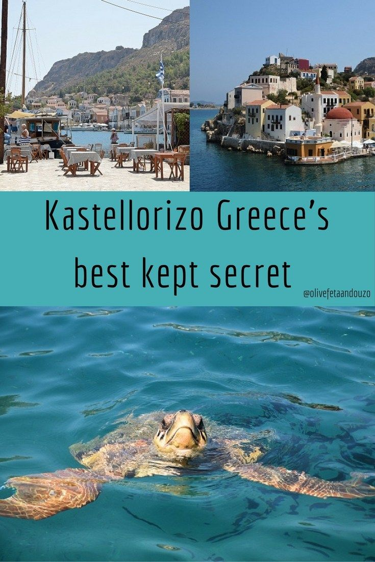 kastellorizo greeces best kept secret