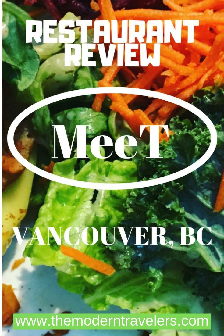 Meet Vancouver Bc Is A Vegetarian Restaurant In Charming Gastown Especially Lovely In The Summer On The Pa Vegan Restaurants Best Vegan Restaurants Vancouver