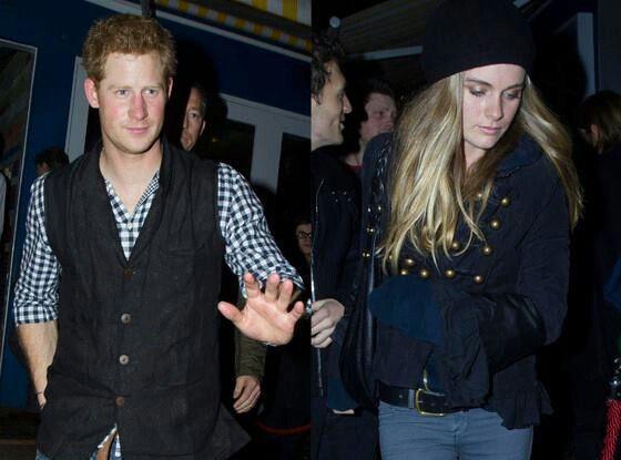 Prince Harry and Cressida Bonas ♡♥♡