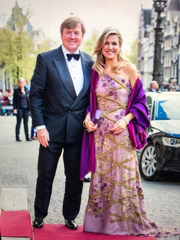 Feestelijk diner op het Koninklijk Paleis Amsterdam   ModekoninginMaxima.nl