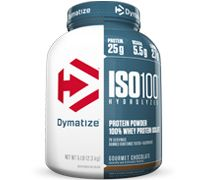 Popeye's Supplements Canada ~ Over 125 Locations Across Canada! - Dymatize ISO-100, 100% Hydrolyzed Whey Isolate -- Gourmet Chocolate