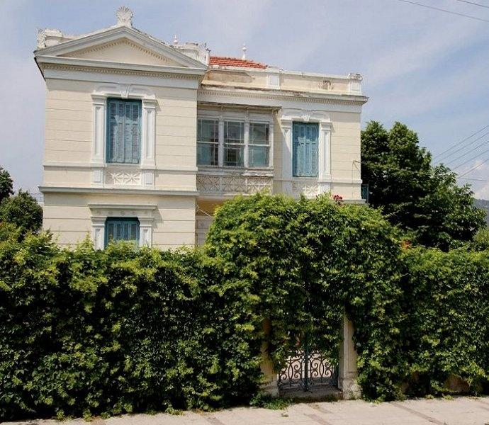 Μansion - Mytilene, Lesvos Island