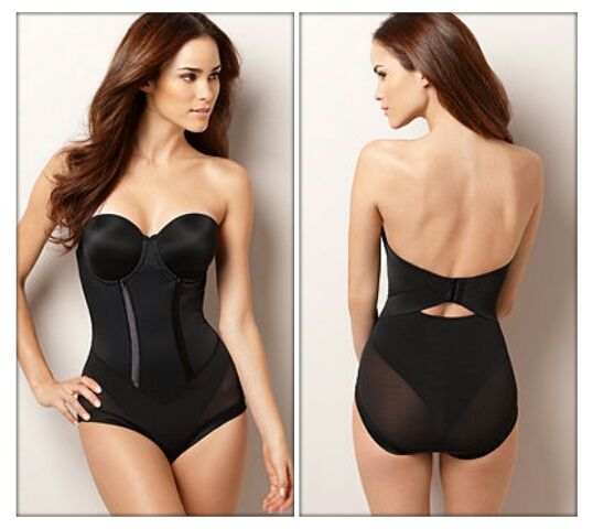 Bridal Shapewear perfect for strapless and low back wedding gowns