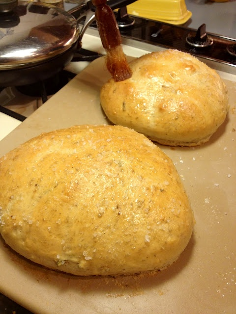 Macaroni Grill Bread recipe