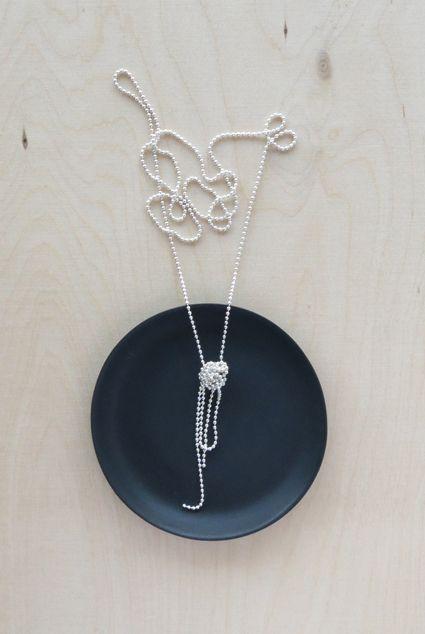 Solmu -jewelry by Laura Itkonen