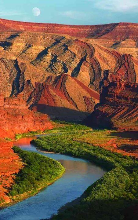 Fish River Canyon ~ Namibia