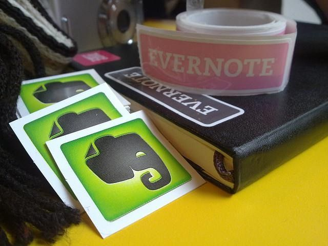 3 steps to capture everything in Evernote & Get Things Done