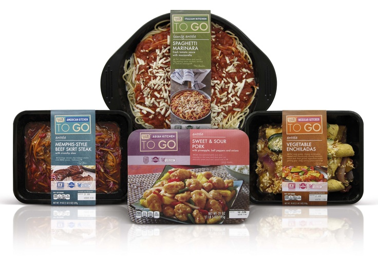 New packaging for fresh (Tesco America)
