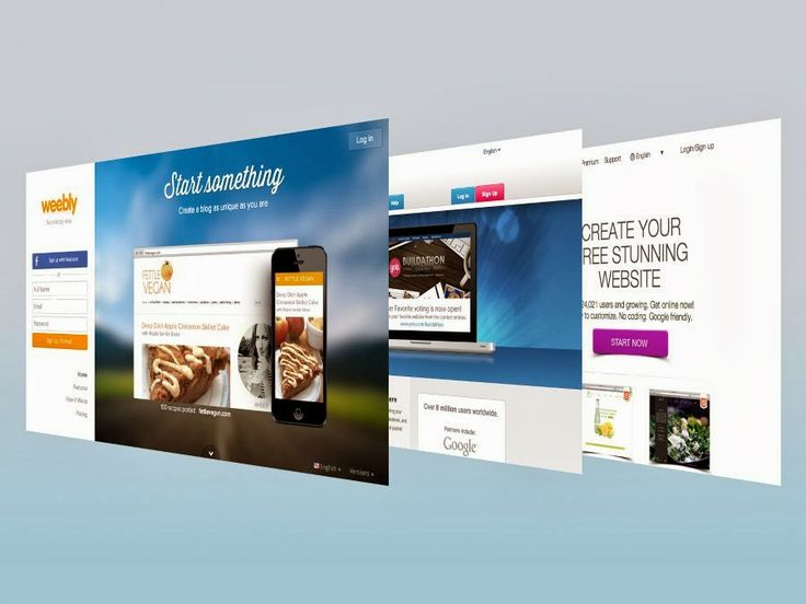 Top 10 Website Builders Of 2014  If you are not convinced that writing HTML and CSS code is for you but you still want to design your own website, a website builder might be what you are looking for. These days you have a lot of good choices.
