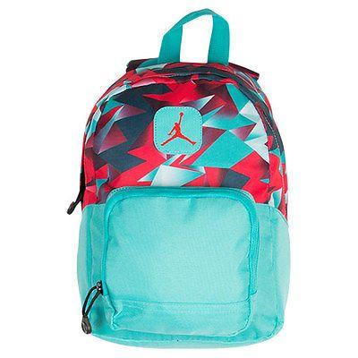 5d4ef942b5c50e ... Nike Air Jordan Boys or Girls Jordan Mini Jumpman Backpack- Youth NWT