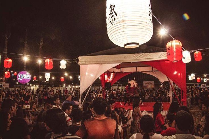 Agosto tem Festival Japonês no Parque de Exposições