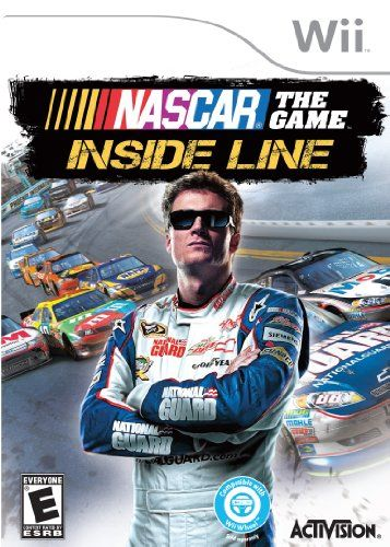 awesome New Wii Games | NASCAR The Game: Inside Line - Nintendo Wii
