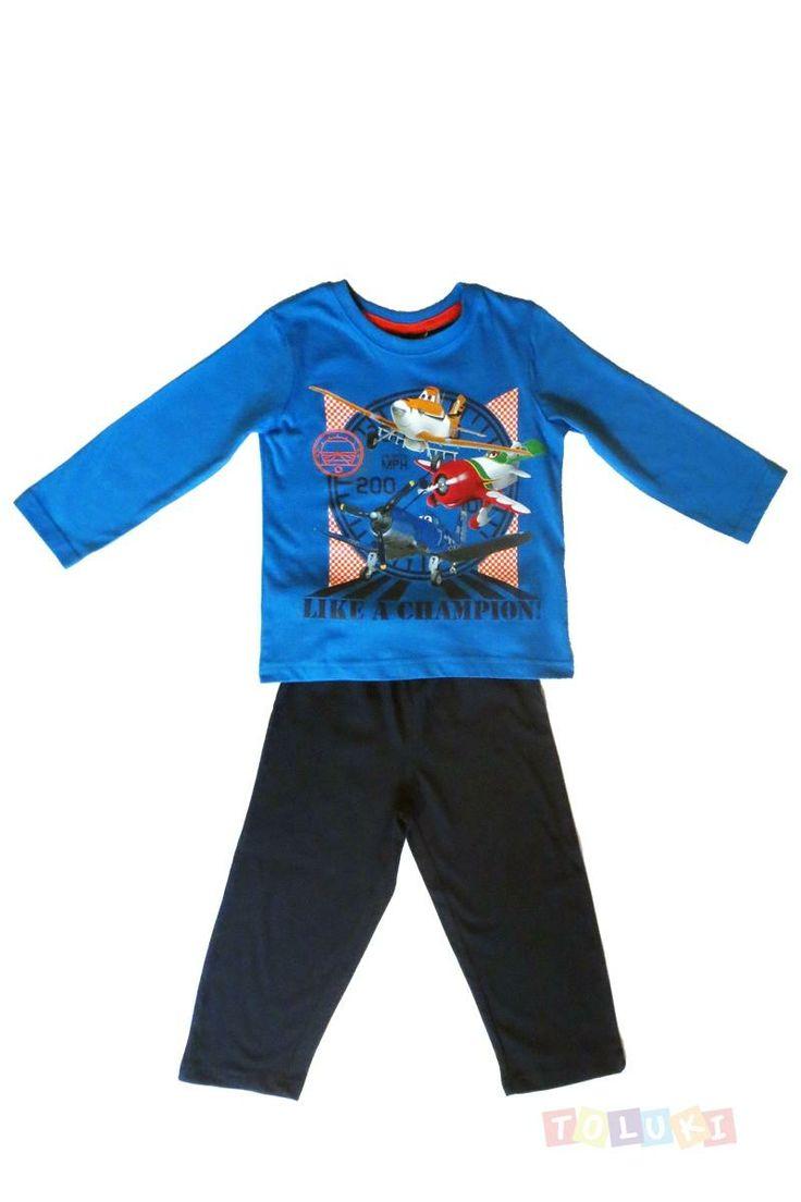 Pyjama Garçon Planes Like a champion https://twitter.com/Tolukicom #enfant #pyjama