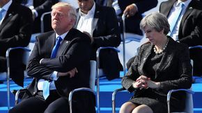 President Trump's performance in the last leg of his first international trip has European leaders fuming—and American diplomats likening him to a 'drunk tourist.'