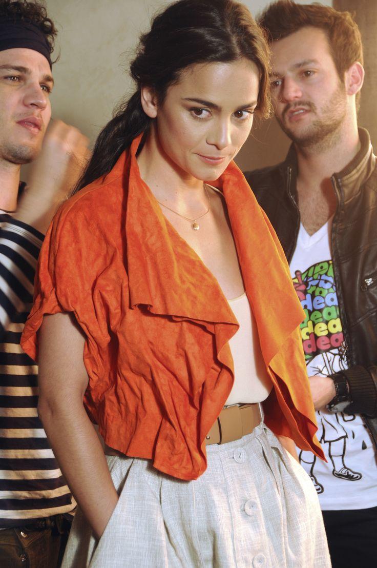 Making of Cori Alice Braga Braga, Look, Cinema