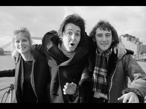 DELIVER YOUR CHILDREN - A very good, upbeat song by Paul McCartney and Denny Laine from the Wings LONDON TOWN album in 1979.