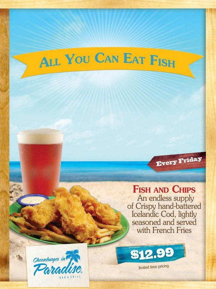 we got fish all you can eat fish friday 39 s pinterest